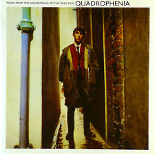 CD - Various - The Soundtrack Of The Who Quadrophenia - #A1061 - Soundtrack