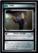 Star Trek CCG Enterprise Collection Temporal Shifting FOIL 43P