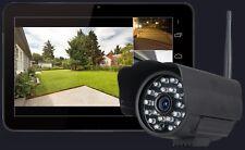 Videocamera di sicurezza WiFi HD, da esterno, tvedo 110HDe 720p HD Telecamera IP