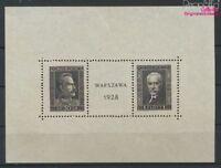 Polen Block1 (kompl.Ausg.) postfrisch 1928 Warschau (9063276