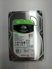 Seagate BarraCuda (7200RPM, 3.5-inch, 32MB Cache) 500GB Internal Hard Drive -...