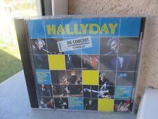 johnny hallyday tres rare cd en concert olympia 62