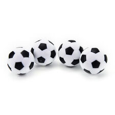 4pcs 32mm Soccer Table Foosball Ball Football for Entertainment FG