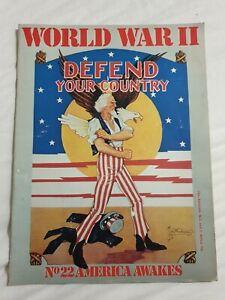 World War 2 Magazine Vol 2 No 22