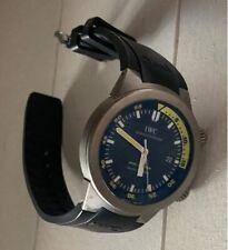 IWC Aquatimer 2000 Ref. IW3538 Automatic 42mm Mens Titanium Watch