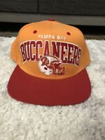Mitchell and Ness NFL Tampa Bay Buccaneers Snapback Hat Vintage Collection
