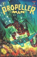 "Propeller Man  #1 Comic Book By Matthias Schultheiss ""Dark Horse Comice"" NM-MT"