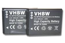 ORIGINALE VHBW BATTERIA ® per Samsung ea-bp70a bp70a bp-70a