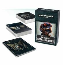 Games: WARHAMMER 40k: Space Marine Data cards