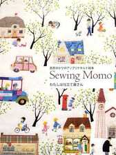 Sewing Momo - Japanese Patchwork Craft Book SP5