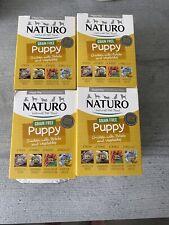 Naturo Puppy Grain Free Chicken with Potato & Veg Dog Food x 12 150g Trays