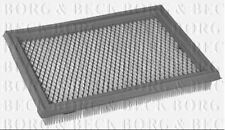 BORG & BECK AIR FILTER FOR NISSAN NOTE PETROL 1.2 MPV 59KW