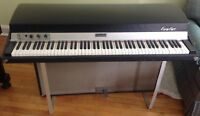 Vintage Fender Rhodes 88 Suitcase Electric Piano Plays and Sounds Great
