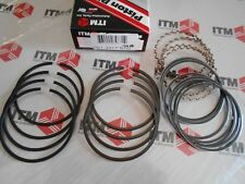 Fiat 124 & 128  1.1 - 1.4 & 1.6 Litre Engines Piston Ring Set Standard