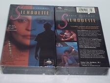 Silhouette [VHS] Faye Dunaway - New Sealed