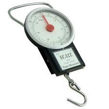 Portatile da Viaggio Valigia Bagagli Bagaglio Bilancia Gancio Peso 32kg