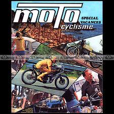 MOTOCYCLISME SP-b 73 MOTOBECANE 350 BENELLI 125 250 2C 1000 KM MANS MONZA 1973