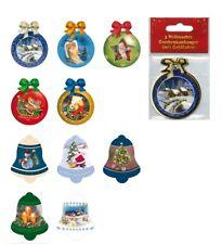 60 Weihnachtskärtchen Weihnachtsanhänger Geschenkanhänger 220500 TA