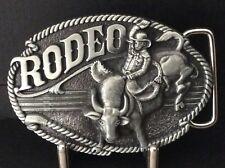 New Rodeo Western Cowboy Belt Buckle