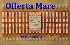 (°_°) 40 Fiale PESCA MARE ORATE ml.5 di Feromoni  XFACTOR Ultrabite