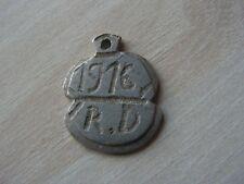 plaque  a definir   1916  (ref 6000)