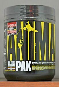 Universal Nutrition Animal Pak Powder Orange Crushed Vitamins 44 Scoops (295g)