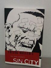 The Hard Goodbye by Frank Miller, Sin City, Pb, Adult Comic, Movie, Dark Horse