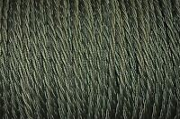 1 meter Cyprus green twisted vintage lamp cable flex wire 3 core Anglepoise T5