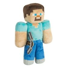 "Official JINX Minecraft - Steve -  12"" Plush Toy"