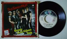 "SUE SAAD AND THE NEXT - GIMME LOVE/GIMME PAIN - 7"" 1980 RARE ITALIAN press KBD"