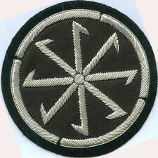 Secret Pagan Norse Nordic Viking Magic Rune Sigil Occult Symbol Sun Patch War Z