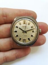 Vintage CAMY GENEVE SUPER AUTOMATIC 25 JEWELS INCABLOC WIND UP  watch for spare