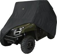 Classic Accessories 18-070-040401-0 UTV Storage Covers Lg Black