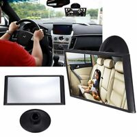 1pc Car Easy View Rear Back Seat Baby Child Safety Mirror Suction Mirror  l