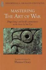 Mastering the Art of War (Shambhala Dragon Editions)