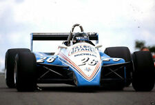Jacques Laffite Ligier JS19 Swiss Grand Prix 1982 Photograph