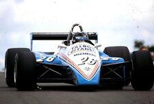 Jacques Laffite Ligier JS19 Swiss Grand Prix 1982 Photograph