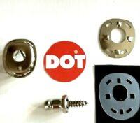 """Lift the Dot Fastener Kit - Socket, Nylon Washer, Back Plate & 5/8"""" Screw Stud"""