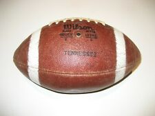 1973 Tennessee Volunteers GAME USED Wilson TD Football - University VOLS