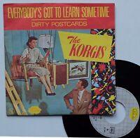 "SP The Korgis  ""Everybody's got to learn sometime"""