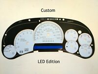 10 ct Blue LED/'s for GM switches 2003-06 heated seats overhead console r climate