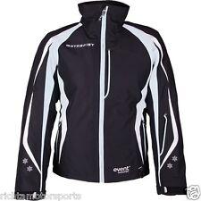 NEW MotorFist Women's Empress Snowmobile Jacket ~ BLACK/WHITE ~ XL ~ 20590-9019