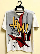 VINTAGE 1981 THE JAM FIFTH COLUMN ROY LICHTENSTEIN PUNK ROCK POP ART T-SHIRT