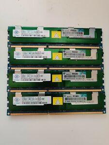 Lote 32Gb DDR3 RAM ECC 1333 Para Servidores o Workstation X79