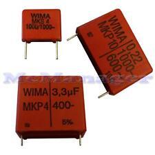 1nF-3.3uF 63V-400V Metallized Polyester Film Capacitors 1-5-10pcs  Wima/Epcos