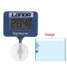 LCD Submersible Aquarium Fish Tank Digital Water Temperature Thermometer Meter