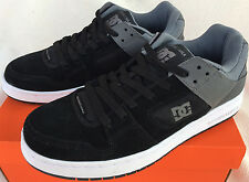 DC Shoes Manteca ADYS100177 Blk Snowboarding Skateboard Skate Shoes Men's 10 new