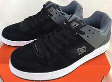 DC Shoes Manteca ADYS100177 Blk Snowboarding Skateboard Skate Shoes Men's 10 new