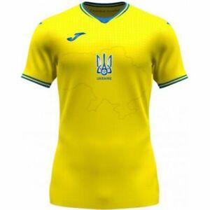 Ukraine NEW Jersey Euro 2021 Home Football Soccer Original RARE Shirt Size XL