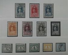 Netherlands Indies stamps from near-complete collection 1923-1930